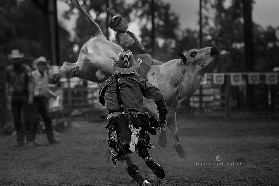 James Shupe. Rodeo Hilliard, Florida