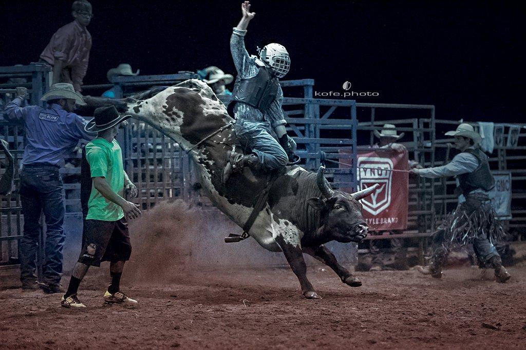 Jesse Henry. Rodeo-HILLIARD, Fl