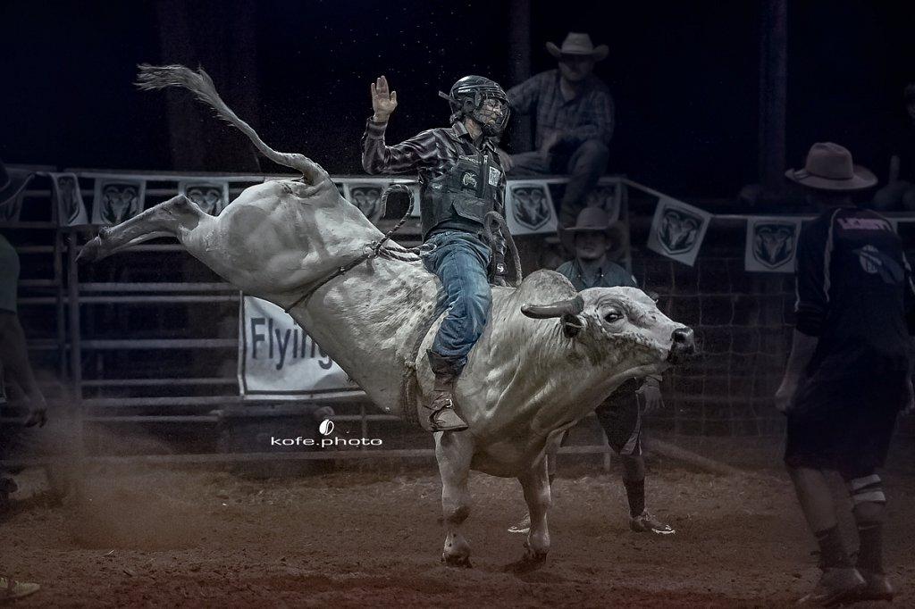 Zach Chesser. Rodeo-HILLIARD, Fl
