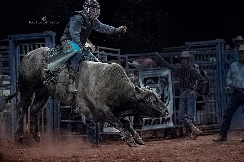 Will Kicklighter. Rodeo Hilliard, Florida 2017