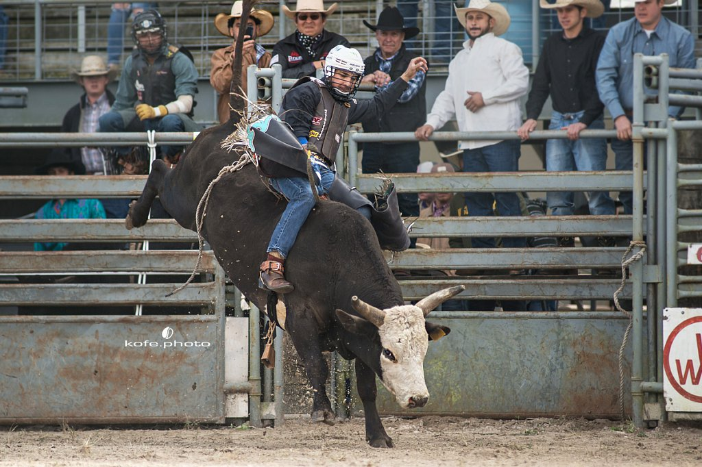 SSBR Ride For The Fight Rodeo.