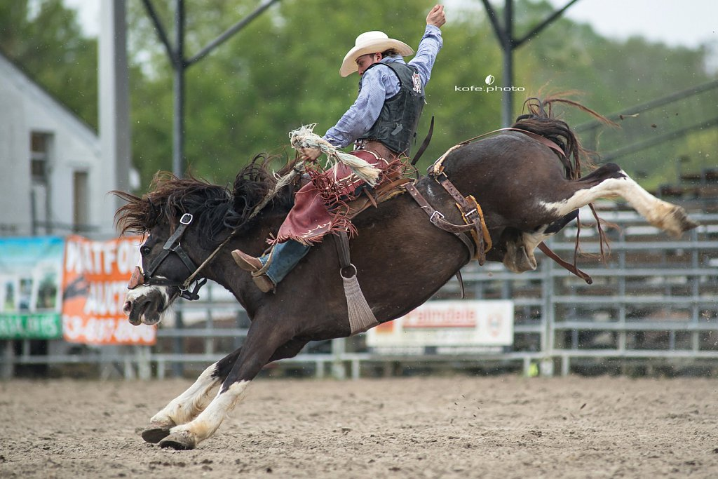 2018 Okeechobee Cowtown Rodeo