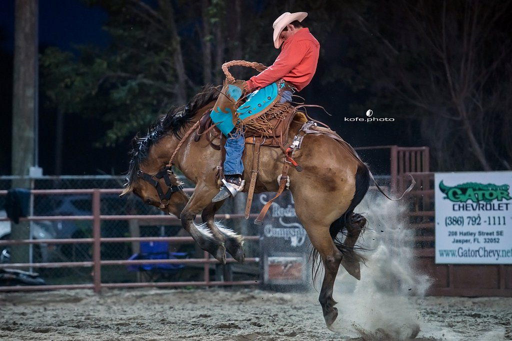 46th Hamilton County Riding Club Art Todd Rodeo.