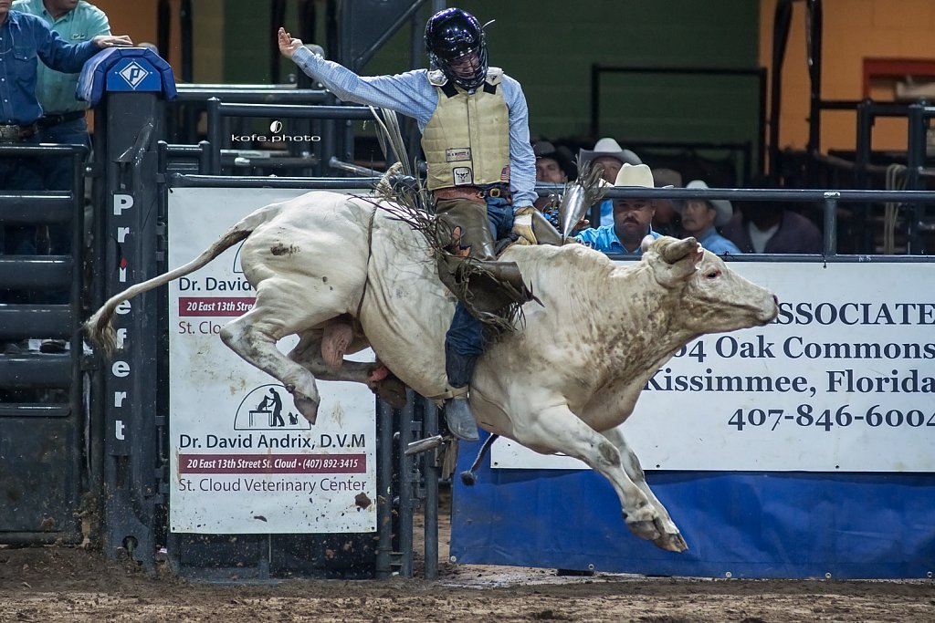 141st Silver Spurs Rodeo