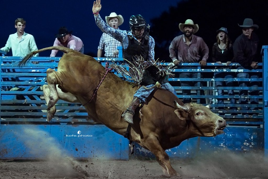 Ride Right Roughstock Rodeo.